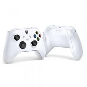 Microsoft Xbox Wireless Controller White Gamepad Xbox Series S,Xbox Series X,Xbox One,Xbox One S,Xbox One X Analogico/Digitale Bluetooth/USB Bianco