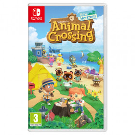 Nintendo Switch Lite (Coral) Animal Crossing: New Horizons Pack + NSO 3 months (LIMITED)