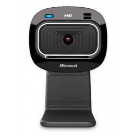 Microsoft LifeCam HD-3000 for Business webcam 1 MP 1280 x 720 Pixel USB 2.0 Nero