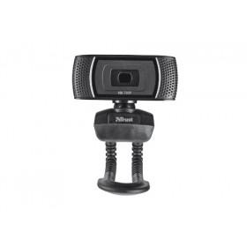 Trust Trino HD Video webcam 8 MP USB Nero