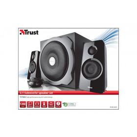 Trust Tytan set di altoparlanti 2.1 canali 60 W Nero