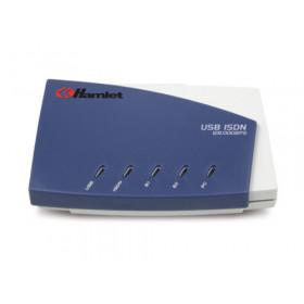 Hamlet Adattatore terminale ISDN USB connessione fino a 128 Kbps