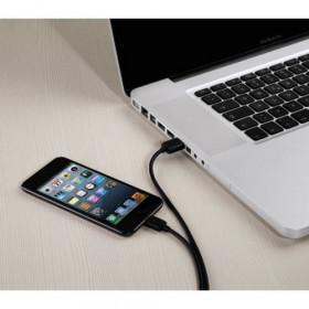 Hama 1.5m USB2.0 1.5m USB A Nero cavo USB