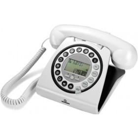 Brondi Hallo Telefono DECT Bianco Identificatore di chiamata