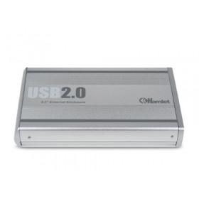 Hamlet USB 2.0 station box esterno per hard disk sata 3,5'' USB 2.0