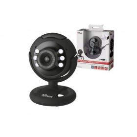Trust SpotLight Pro webcam 1,3 MP 1280 x 1024 Pixel USB 2.0 Nero