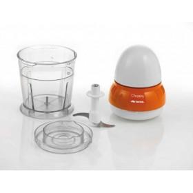 Ariete 1836 250L 160W Arancione, Bianco tritaverdure elettrico