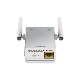 Netgear EX2700-100PES Network repeater Bianco moltiplicatore di rete