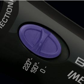 Imetec BHS3 100 Ferro arricciacapelli Caldo Nero 1,8 m