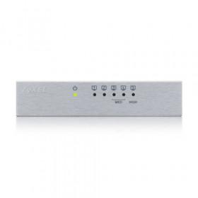 ZyXEL GS-105B v3 Commutatore di rete non gestita L2+ Gigabit Ethernet (10/100/1000) Argento