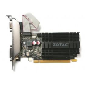 Zotac ZT-71302-20L scheda video GeForce GT 710 2 GB GDDR3