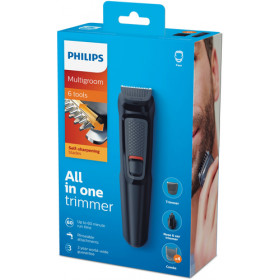 Philips MULTIGROOM Series 3000 6 in 1, Barba MG3710/15