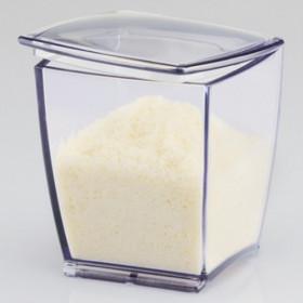 Imetec Dolcevita GR1 grattugia elettrica Argento, Bianco Metallo, Plastica