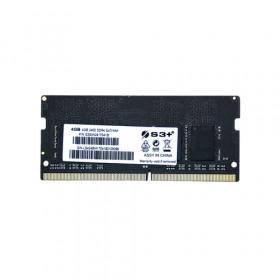 S3+ S3S4N2417041 memoria 4 GB DDR4 2400 MHz