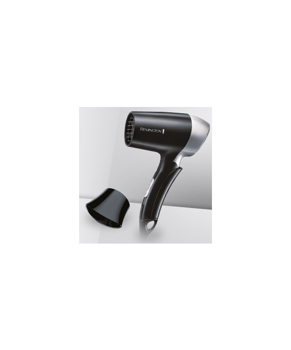 Remington D2400 1400W Nero, Argento