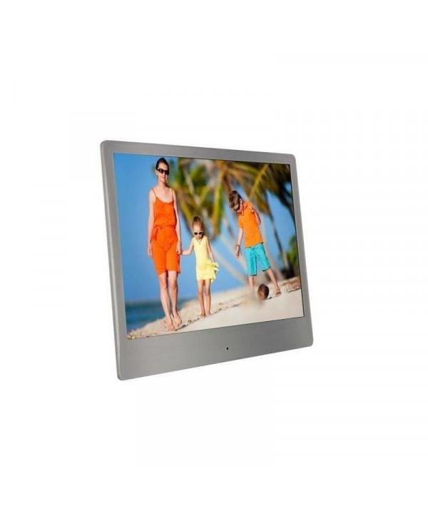 """Telefunken DPF 8335 cornice per foto digitali 20,3 cm (8"""") Argento"""