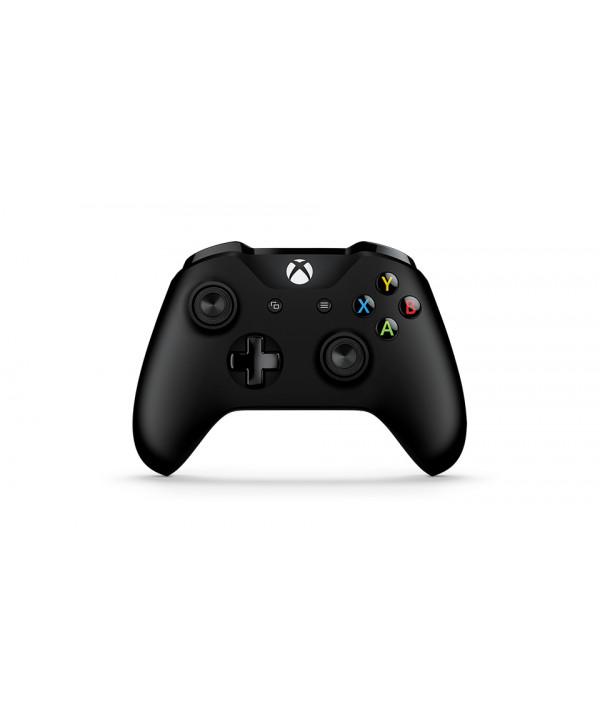 Microsoft 6CL-00002 periferica di gioco Gamepad Xbox One,Xbox One S Nero