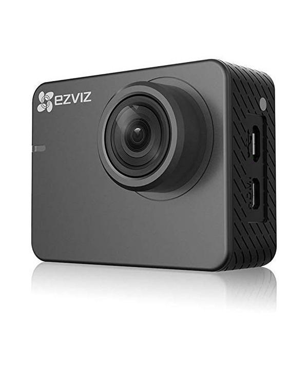 Ezviz S2 Dual Mode Sport & Dash Camera, Full HD, 8 MP, WiFi, BLE 4.0, supporta MicroSD fino a 256GB