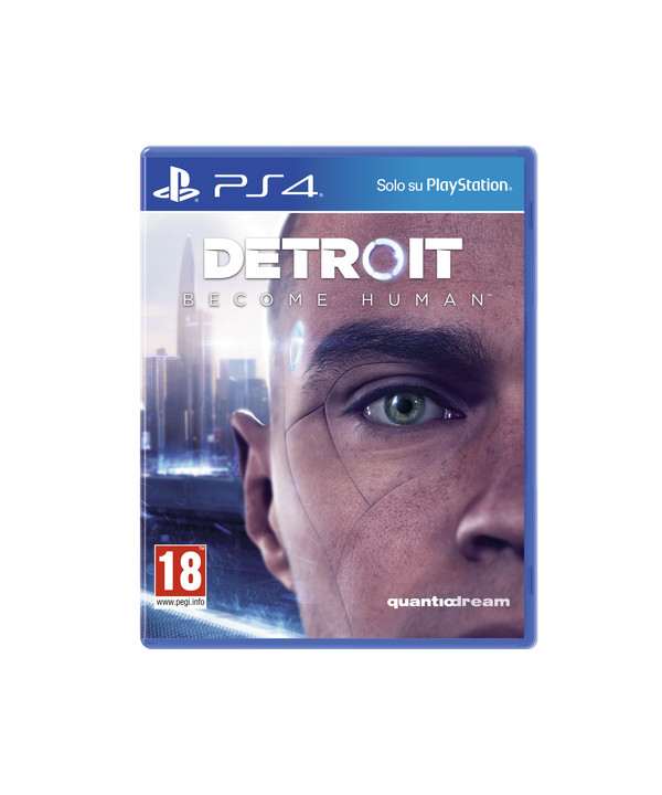 Sony Detroit: Become Human, PS4 videogioco Basic PlayStation 4 ITA