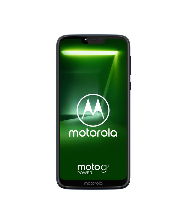 "Motorola g7 power 15,8 cm (6.2"") 4 GB 64 GB 4G Nero 5000 mAh"