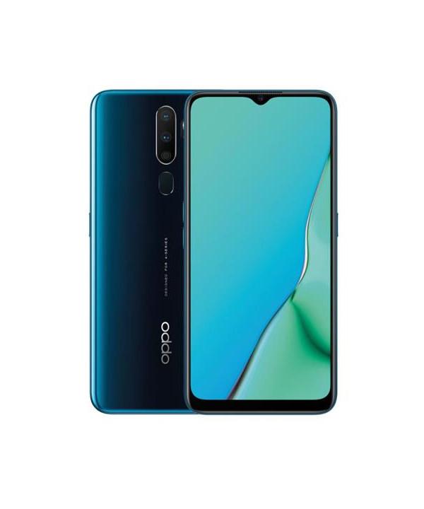 "OPPO A9 (2020) Verde 128 GB Dual Sim Display 6.5"" HD+ Slot Micro SD Fotocamera 48 Mpx Android Tim Italia"