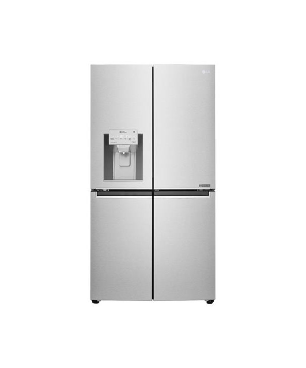 LG Frigorifero Multidoor GMJ936NSHV Door-in-Door Total No Frost Classe A+ Capacità Lorda 705 Litri Colore Inox Grafite