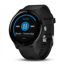 Garmin vívoactive 3 Music orologio sportivo Nero Touch screen 240 x 240 Pixel Bluetooth