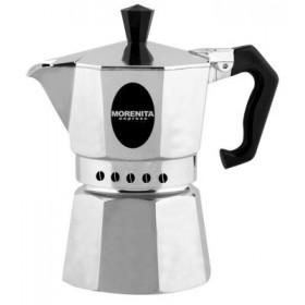 BIALETTI* CAFFETTIERA MORENITA 1 Tazza MOD. 0005971 - SENZA LOGO BIALETTI
