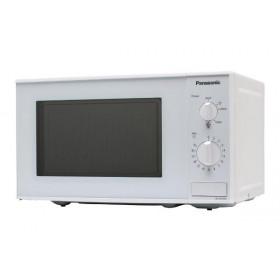 Panasonic NN-E201W Piano di lavoro Solo microonde 20L 1100W Bianco