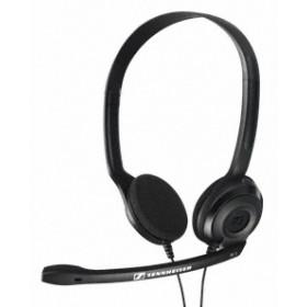 Sennheiser PC 3 Chat Stereofonico Padiglione auricolare Nero cuffia e auricolare