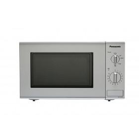 Panasonic NN-E221M Piano di lavoro Solo microonde 20L 800W Grigio forno a microonde