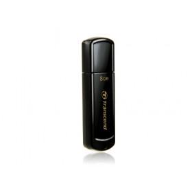 Transcend JetFlash elite JetFlash 350 unità flash USB 8 GB USB tipo A 2.0 Nero