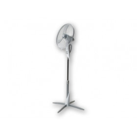 Bimar VP65 60W Grigio, Bianco ventilatore
