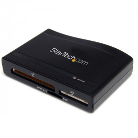 StarTech.com Lettore per schede di memoria multimediali USB 3.0