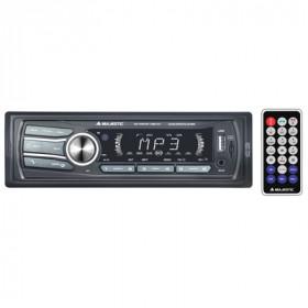 NEW MAJESTIC LETTORE CAR SA-400 USB Bluetooth, USB, MicroSD, senza meccanica, senza Radio