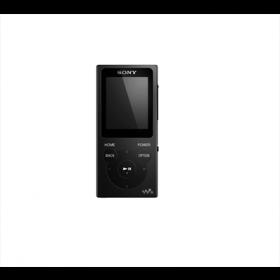 SONY LETT.MP3 NWE-393LB 4GB MP3/MP4, display TFT 1,8', cuffie in-ear, nero