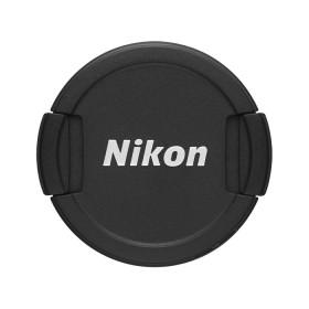 Nikon LC-CP24 tappo per obiettivo Nero, Bianco