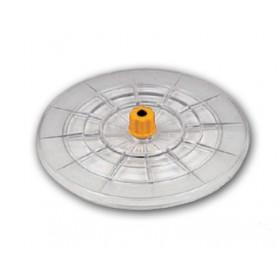 Reber 6709 A coperchio per pentola Arancione, Trasparente