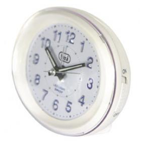 Trevi SL 3052 Quartz table clock Bianco Ovale