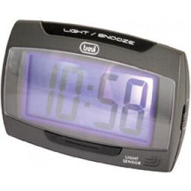 Trevi SLD 3065 Digital table clock Rettangolare Nero