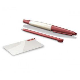 PDP Write & Protect Pack, DSi XL penna per PDA Rosso