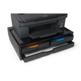 Exponent 42815 porta stampante Nero
