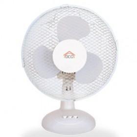 DCG Eltronic VE9030 40W Bianco ventilatore