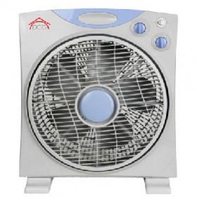 DCG Eltronic CRB1210 Ventilatore domestico con pale 40W Grigio ventilatore