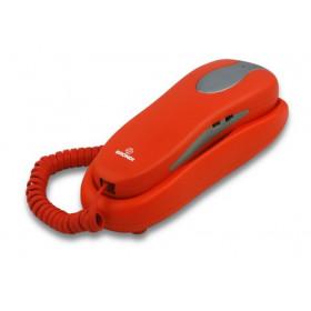 Brondi Nemo Telefono analogico Rosso