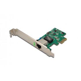 Digitus DN-10130 Interno Ethernet 1000Mbit/s scheda di rete e adattatore