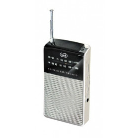 Trevi RA 725 radio Portatile Analogico Bianco