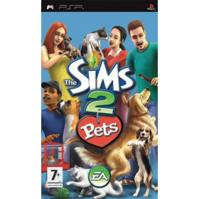 Electronic Arts The Sims 2: Pets, PSP PlayStation Portatile (PSP) Ingles