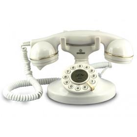 Brondi Vintage 10 Telefono analogico Bianco