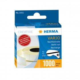 HERMA 1051 Bianco 1000pezzo(i) etichetta autoadesiva